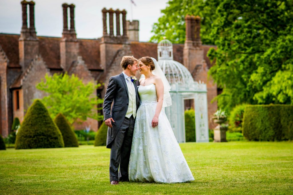A romantic day at Chenies Manor
