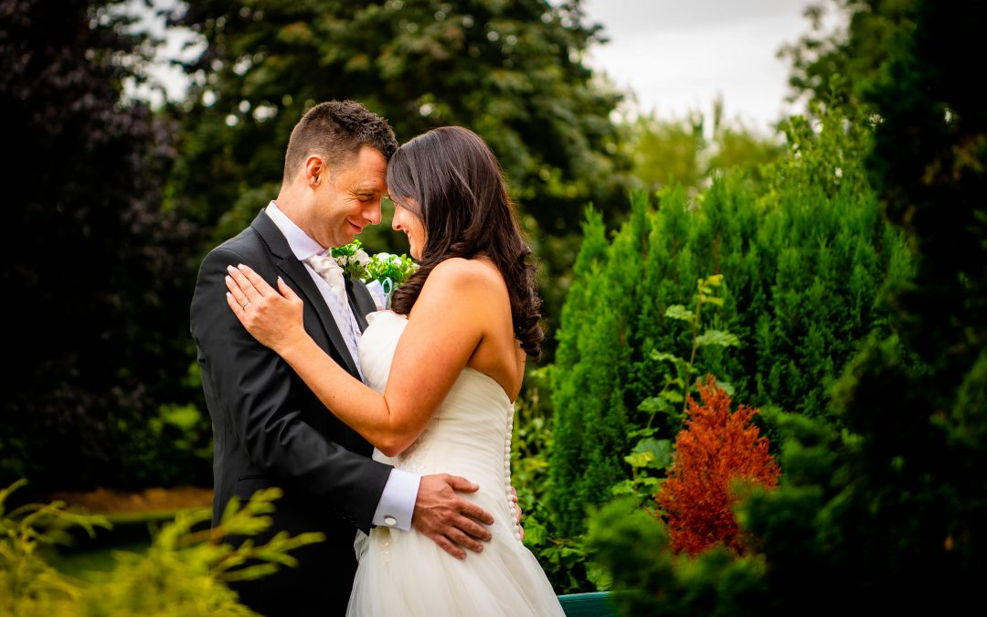 A  Wedding at the Homestead Court Hotel – Darren & Yvette