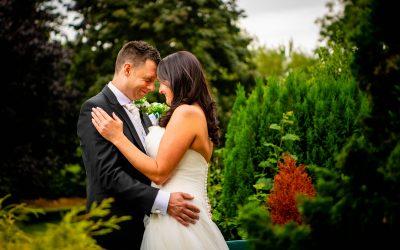 A  Wedding at the Homestead Court Hotel – Darren & Yvette