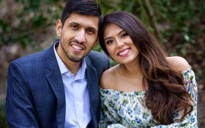 ENGAGEMENT SHOOT HERTFORDSHIRE WEDDING – KRUPALI AND SANDEEP