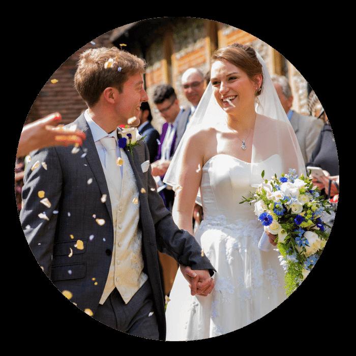 3: Enjoy a Wonderful Wedding