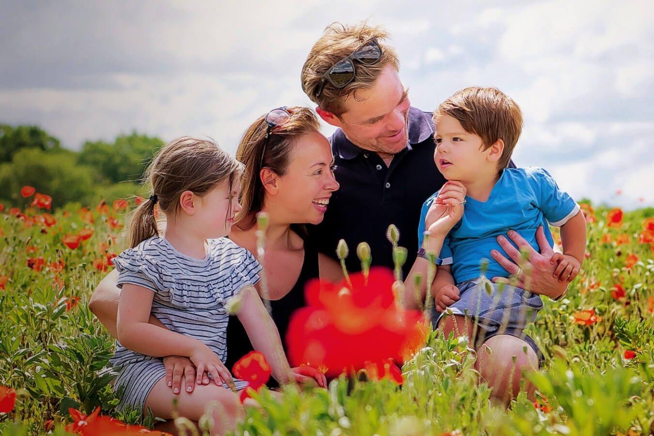 family shoot photography