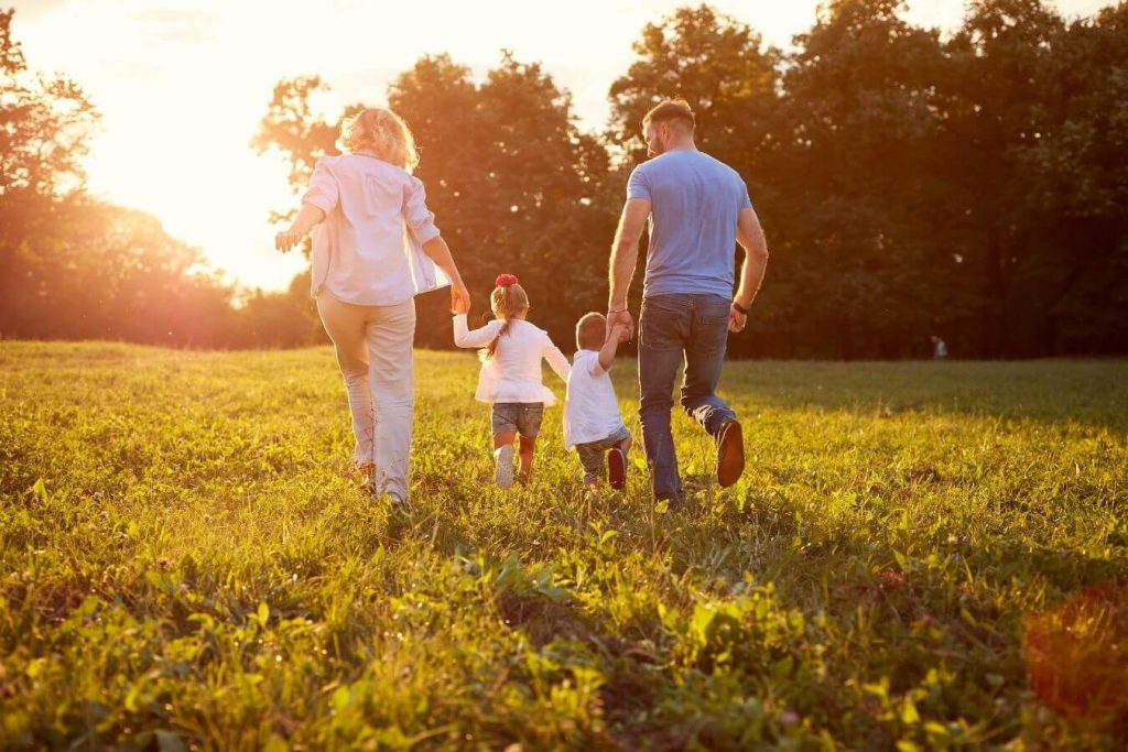 Best places for a family shoot in Hertfordshire