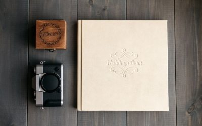 Why getting a wedding album is important